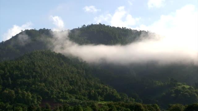 mountains2 - area selvatica video stock e b–roll