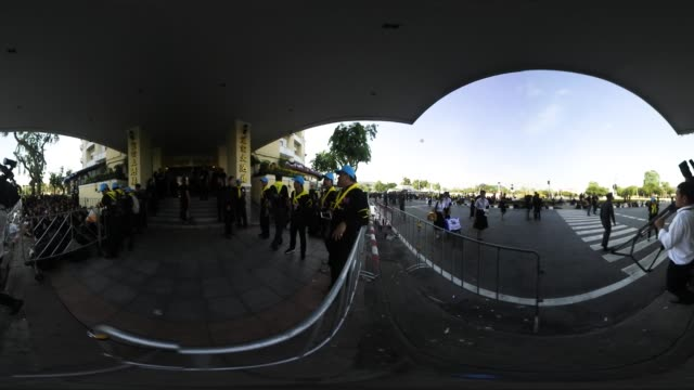 Mourners gather in Bangkok for the cremation of King Bhumibol The funeral of the much loved king is taking place around Bangkok's Grand Palace The...