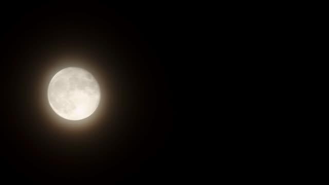 vídeos y material grabado en eventos de stock de movement of the moon - astrología