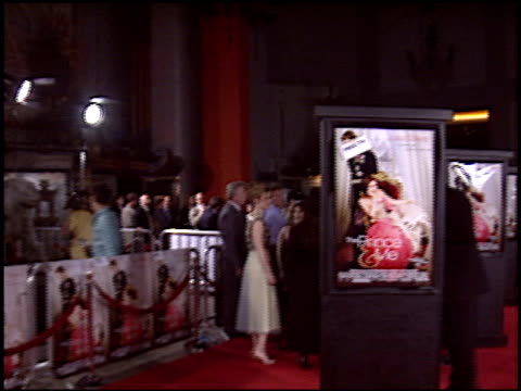 movie poster at the premiere of 'the prince and me' at grauman's chinese theatre in hollywood california on march 28 2004 - movie poster stock videos & royalty-free footage