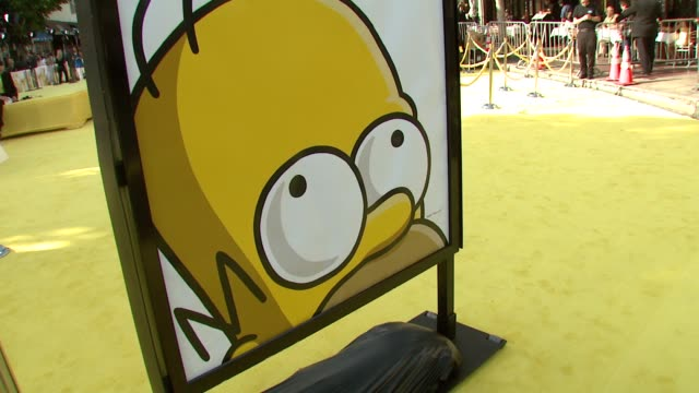 67 The Simpsons Movie Videos And Hd Footage Getty Images