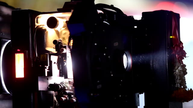 movie projector - film screening stock videos & royalty-free footage
