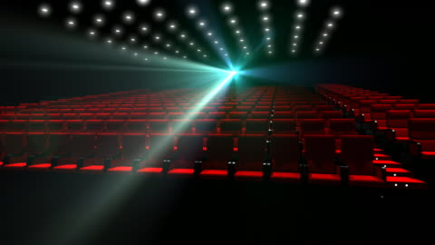 movie theater premiere - theatre building stock videos & royalty-free footage