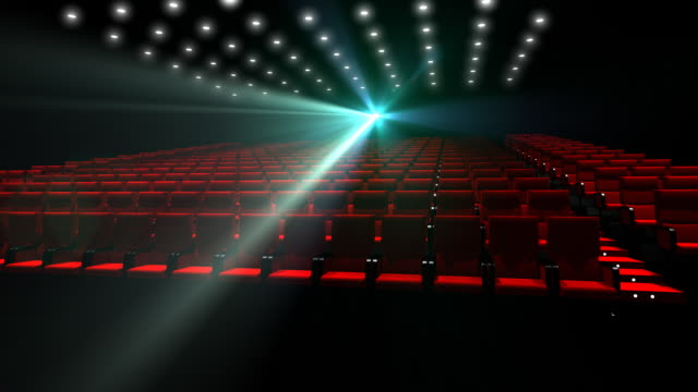 movie theater premiere - movie stock videos & royalty-free footage