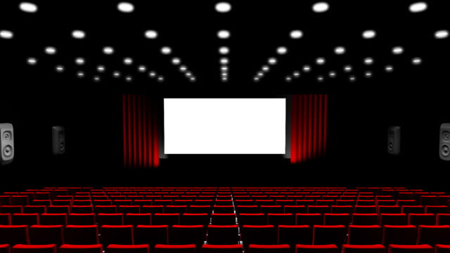 movie theater screen - film premiere stock videos & royalty-free footage