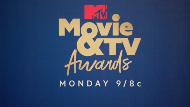 movie tv awards at barkar hangar on june 15 2019 in santa monica california - mtv movie & tv awards stock videos & royalty-free footage