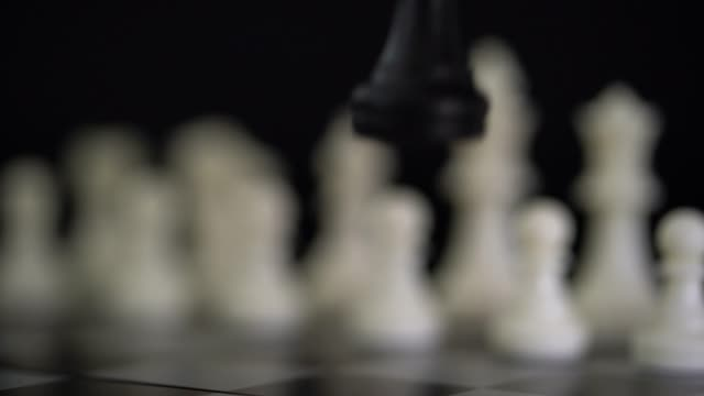 moving a chess pieces - relocation stock videos & royalty-free footage