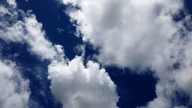 vídeos y material grabado en eventos de stock de nubes móviles - el cielo