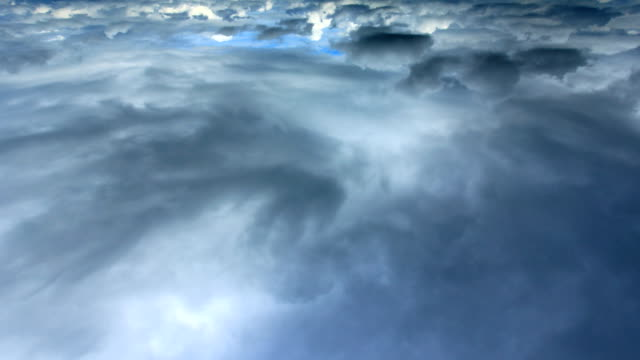 Moving clouds