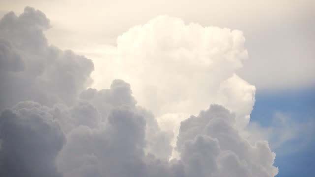 4K: Moving Cloudscape