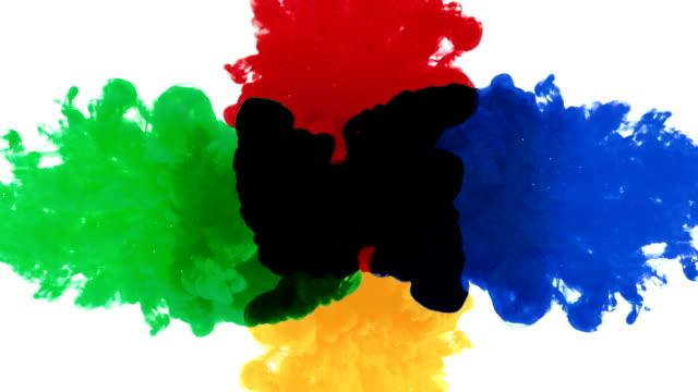 Bewegende kleur