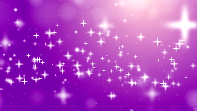 Starlight purple haze videos and b roll footage getty images moving particles loop stars purple background altavistaventures Images