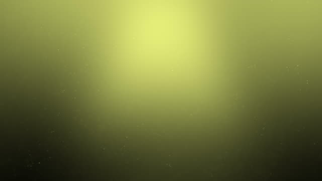 moving particles loop - yellow glittering in light rays stock video - smog stock videos & royalty-free footage