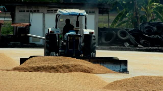 Camion de riz.