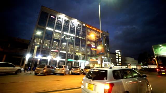 Moving W/S: Traveling in the city/ Nairobi/ Kenya