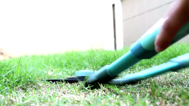 mowing. - pruning shears stock videos & royalty-free footage