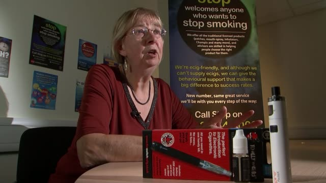 mps launch inquiry into effects of ecigarettes leicester nicotine patches and gum packets alongsid ecigarette samples 'niquitin' patches box 'aspire... - nikotin stock-videos und b-roll-filmmaterial