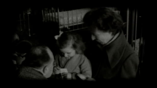 mps vote on raising women's state pension age 1956 various shots of women with their children little girl waving through window next nurse - nurse waving stock videos & royalty-free footage