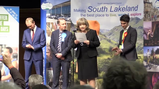 mr fish finger's speech following his defeat to tim farron in the westmorland and lonsdale election he came in 4th with just 309 votes but told the... - breaded stock videos and b-roll footage