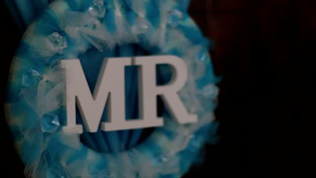 Mr. sign
