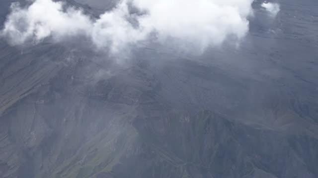 AERIAL, Mt Aso, Kumamoto, Japan