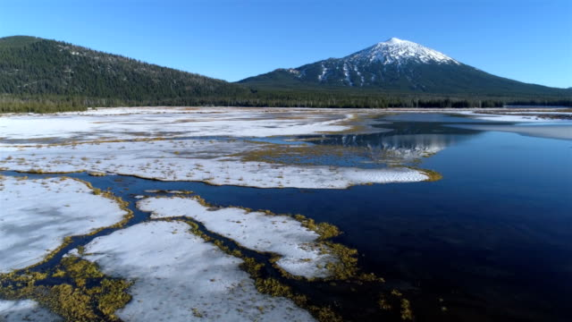 vídeos y material grabado en eventos de stock de ta soltero, oregon - parque nacional crater lake