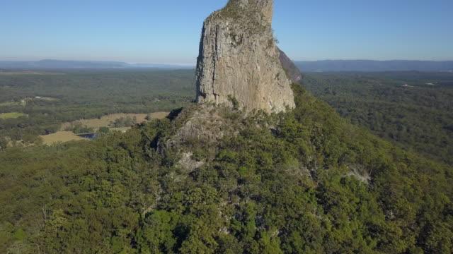 Mt Coonowrin, Sunshine Coast, Queensland, Australia