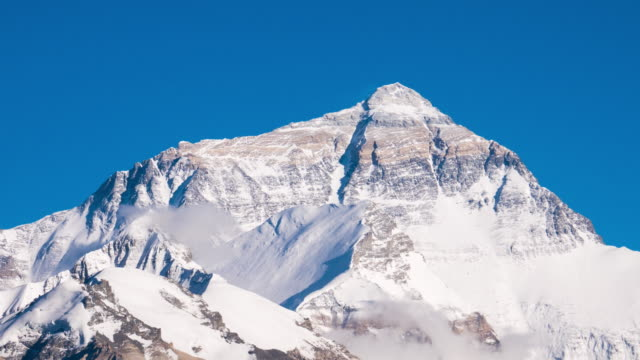 stockvideo's en b-roll-footage met mt. everest. - mount everest
