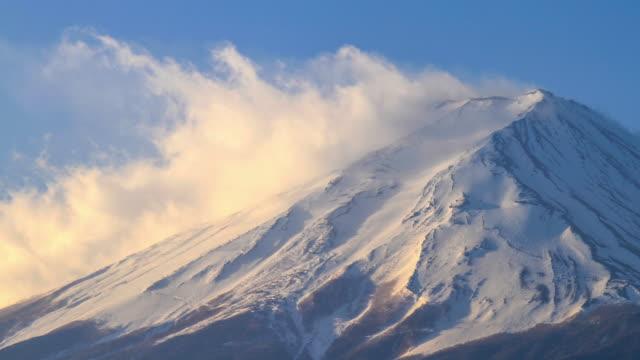 Mont Fuji depuis le Lac de Kawaguchi