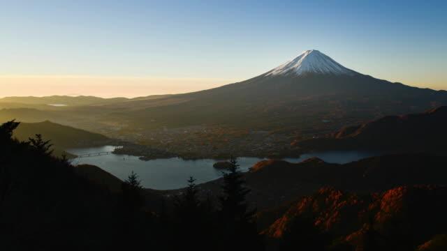 mt. fuji from shindo pass - 2013 bildbanksvideor och videomaterial från bakom kulisserna
