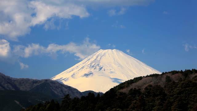 mt fuji in japan. - plusphoto stock videos & royalty-free footage