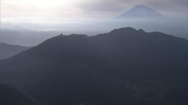 AERIAL, Mt Hakone, Kanagawa, Japan
