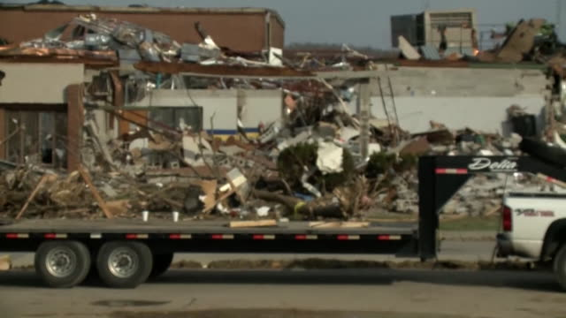 mt. juliet, tn, u.s., - houses damaged by tornado. more than 20 people dead after tornadoes strike nashville, on tuesday, mar 3, 2020. - mar stock videos & royalty-free footage