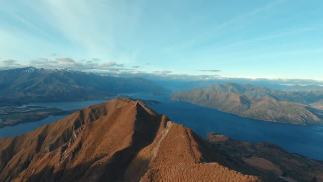 Mt Roy ,Aerial view