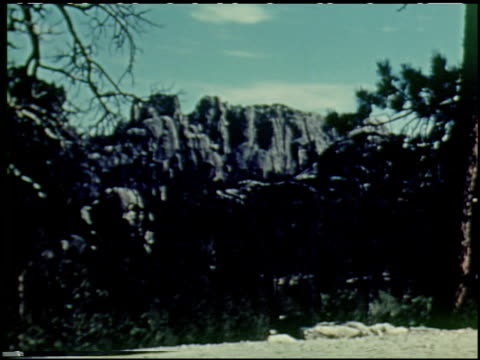 mt. rushmore national memorial - 2 of 9 - see other clips from this shoot 2376 stock videos & royalty-free footage