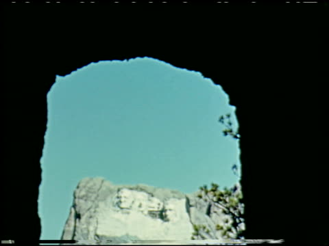 mt. rushmore national memorial - 4 of 9 - see other clips from this shoot 2376 stock videos & royalty-free footage