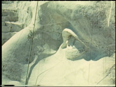 mt. rushmore national memorial - 9 of 9 - see other clips from this shoot 2376 stock videos & royalty-free footage