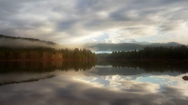Mt. Shasta reflected in Siskiu Lake