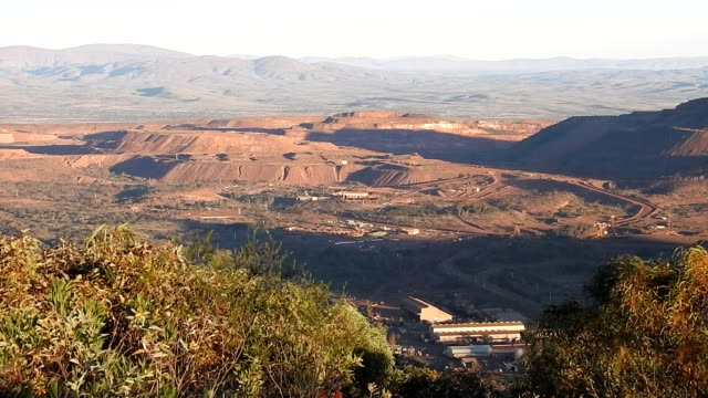 Mt Tom Price, Western Australia.