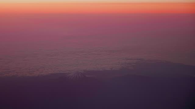 Mt.Taranaki at Dusk