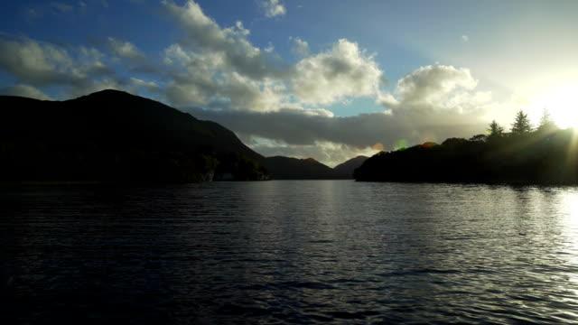 Muckross Lake At Sunset