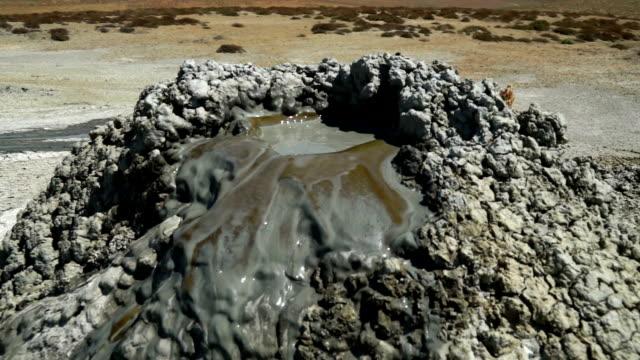 Schlamm-vulcano