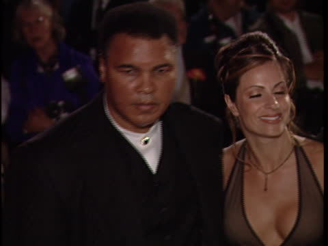 Muhammad Ali at the Academy Awards 97 at Shrine Auditorium
