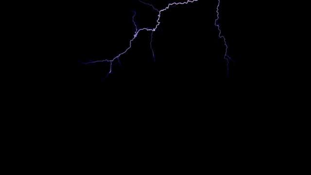 multi-branched arcs - テスラコイル点の映像素材/bロール