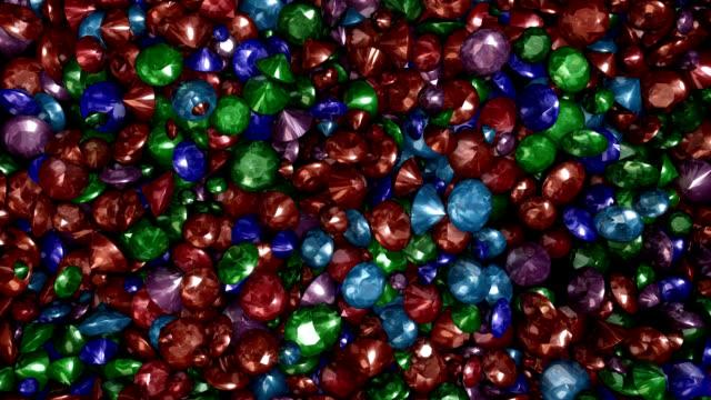 Multi-Colored Gems