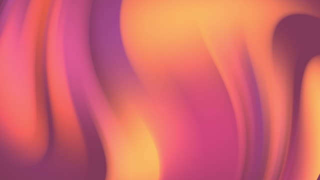 multicolored motion gradient background - softness stock videos & royalty-free footage