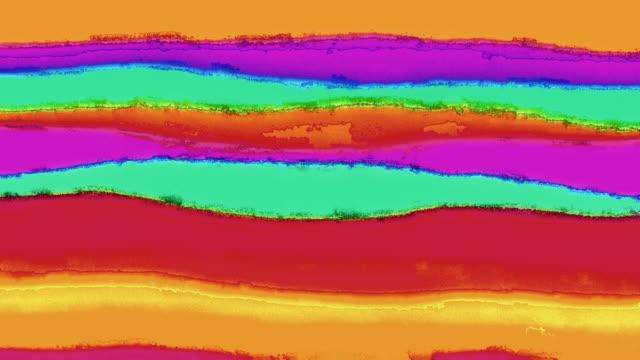 Bunte abstrakte Wasser Farbe Farbe Hintergrund