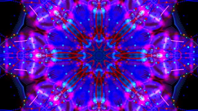Bunte Schleife Kaleidoskop