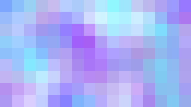 Multicoloured Squares (Subtle) | With Random Flicking Effect