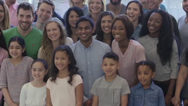 Multigenerational Group